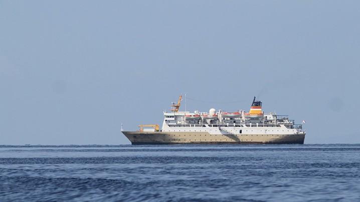 Kapal penumpang. FOTO: PELNI.CO.ID