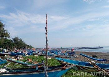 Pantai Teluk Penyu Kabupaten Cilacap, Jawa Tengah. FOTO: DARILAUT.ID