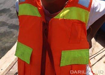 life jacket atau jaket keselamatan. FOTO: DARILAUT.ID