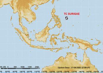 TCWC Jakarta - BMKG