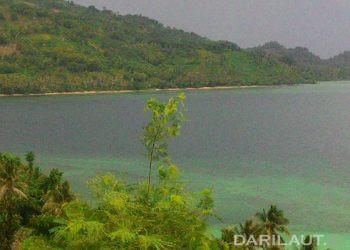 Perairan Gorontalo Utara. FOTO: DARILAUT.ID