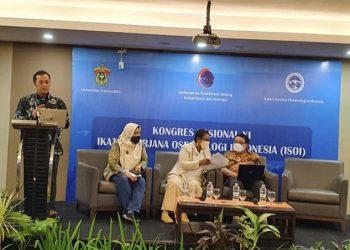 Ketua umum Ikatan Sarjana Oseanologi Indonesia (ISOI) 2021-2024 Prof Dr Agung Dhamar Syakti. FOTO: ISOI.OR.ID