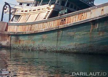 Ilustrasi kapal ikan. FOTO: DARILAUT.ID