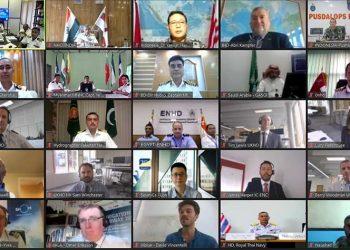 Pertemuan ke-20 North Indian Ocean Hydrographic Commission (NIOHC) atau Komisi Hidrografi Samudra Hindia Utara. FOTO:  IHO.INT