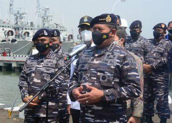Kepala Staf Angkatan Laut (Kasal) Laksamana TNI Yudo Margono. FOTO: PUSHIDROSAL.ID