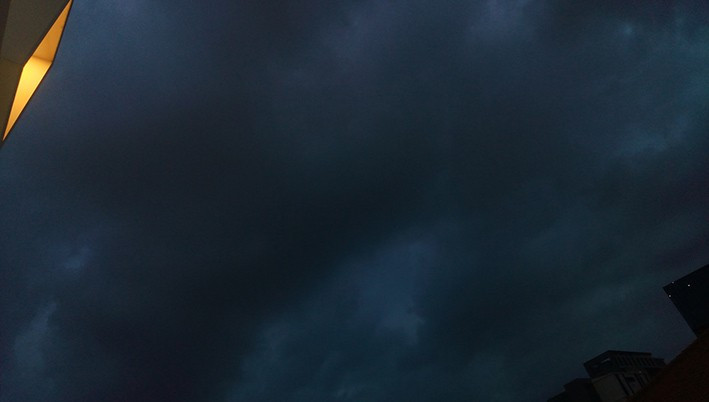 Prediksi musim hujan. FOTO: DARILAUT.ID