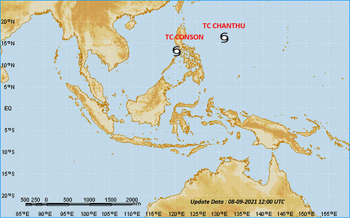 Siklon tropis. bmkg
