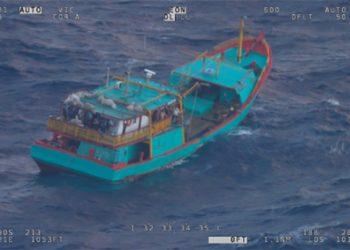 Kapal penangkap ikan KM Bali Permai 169 hilang kontak sejak akhir Juli 2021. FOTO: DITJEN HUBLA
